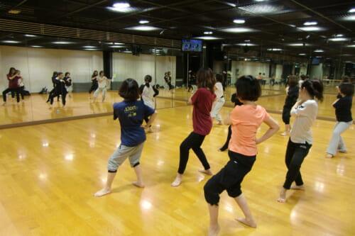 ダンス系画像